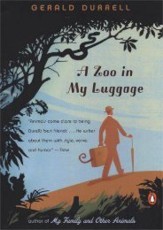 Read PDF A Zoo in My Luggage -  Online