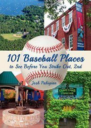 Download Ebook 101 Baseball Places to See Before You Strike Out -  Online