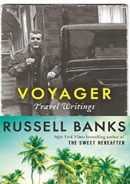 Read PDF Voyager: Travel Writings -  Populer ebook