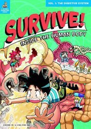 Download Ebook Survive! Inside the Human Body, Vol. 1: The Digestive System -  [FREE] Registrer - By Gomdori co.