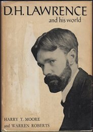 [Free] Donwload D. H. Lawrence and His World -  Best book