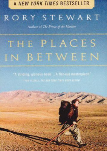 Unlimited Read and Download Places in Between -  Online