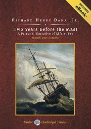 [Free] Donwload Two Years Before the Mast: A Personal Narrative of Life at Sea (Tantor Unabridged Classics) -  Online