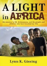 Download Ebook A Light in Africa -  For Ipad