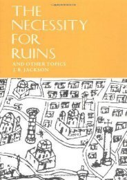 Unlimited Ebook The Necessity for Ruins: And Other Topics -  Populer ebook