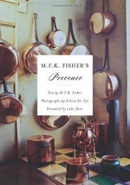 [Free] Donwload M.F.K. Fisher s Provence -  Unlimed acces book