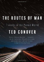 Full Download The Routes of Man: Travels in the Paved World -  [FREE] Registrer