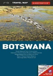 Best PDF Botswana Travel Map (Globetrotter Travel Map) -  Unlimed acces book