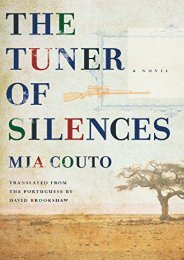 Unlimited Ebook The Tuner of Silences (Biblioasis International Translation Series) -  Best book