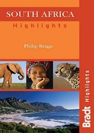 Download Ebook South Africa Highlights (Bradt Highlights South Africa) -  Best book