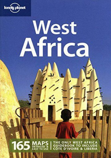 Full Download Lonely Planet West Africa (Multi Country Travel Guide) -  [FREE] Registrer