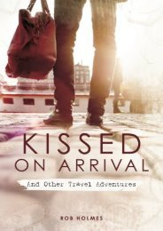Best PDF Kissed on Arrival: And Other Travel Adventures -  Populer ebook