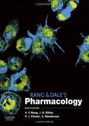 Rang   Dale s Pharmacology, 8e