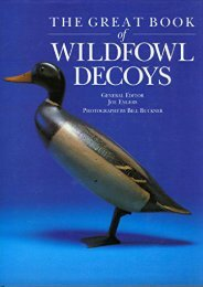 Great Book of Wildfowl Decoys ()