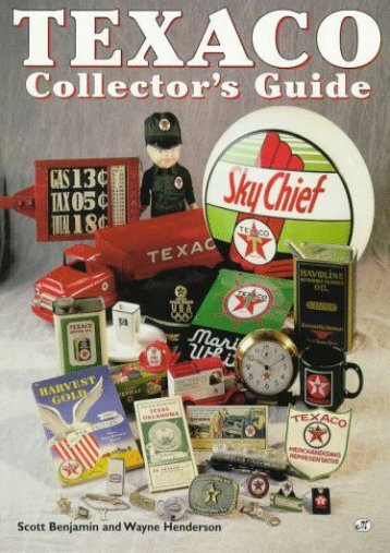 Texaco Collector s Guide (Scott Benjamin)