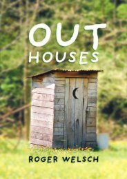 Outhouses (Roger Welsch)