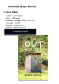 Outhouses (Roger Welsch) - Page 2