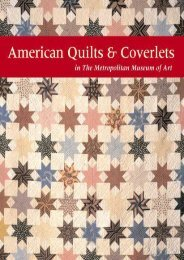 American Quilts and Coverlets in The Metropolitan Museum of Art (Amelia Peck)