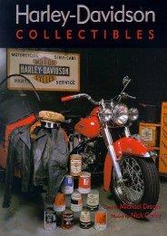 Harley-Davidson Collectibles (Nick Cedar)
