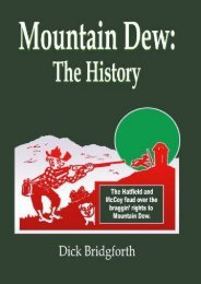 Mountain Dew: The History (Dick Bridgforth)