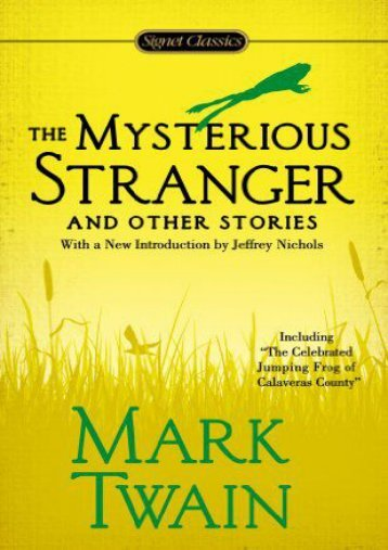 The Mysterious Stranger and Other Stories (Mark Twain)