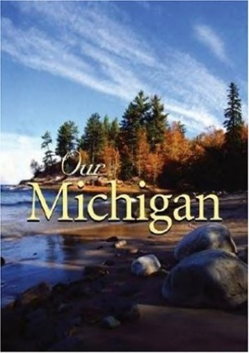 Our Michigan (Voyageur Press)