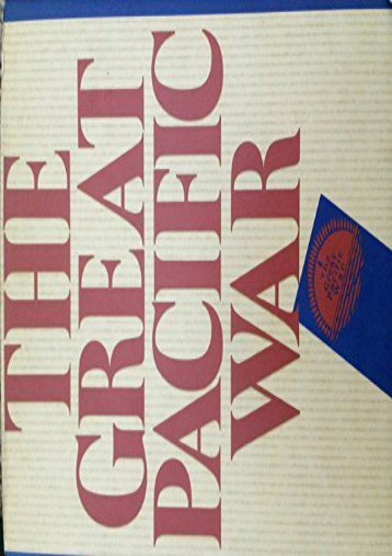 The Great Pacific War (Hector C. Bywater)