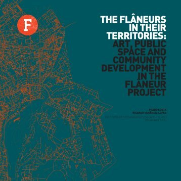 The Flâneurs in Their Territories