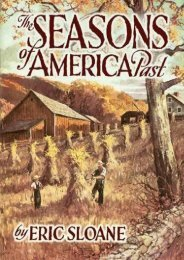 The Seasons of America Past (Eric Sloane)