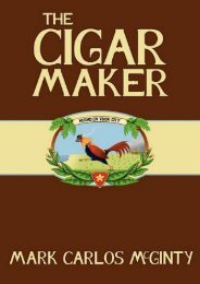 The Cigar Maker (Mark McGinty)