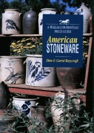 American Stoneware (Wallace-Homestead Price Guide) (Don Raycraft)