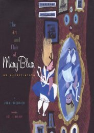 The Art and Flair of Mary Blair (John Canemaker)