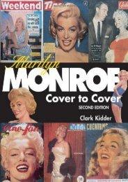 Marilyn Monroe: Cover to Cover (Clark Kidder)