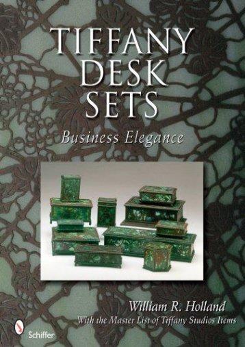 Tiffany Desk Sets (William R Holland Dr)
