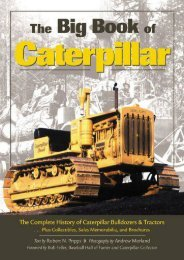 Big Book of Caterpillar (Machinery Hill) (Robert N. Pripps)