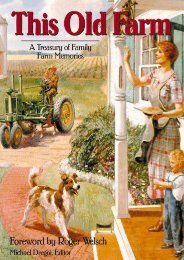 This Old Farm: A Treasury of Family Farm Memories (Roger Welsch)