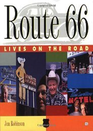 Route 66: Lives on the Road (Jon Robinson)