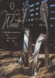 The Spurs of James J. Wheat, Pioneer Collector (Texas and the West/Collectibles) (Bruce Bartlett)