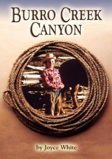 Burro Creek Canyon (Joyce White)