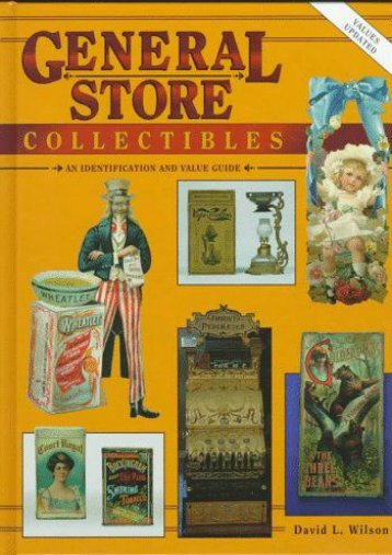 General Store Collectibles (David L. Wilson)