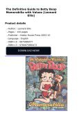 The Definitive Guide to Betty Boop Memorabilia with Values (Leonard Ellis) - Page 2