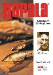 Rapala: Legendary Fishing Lures (John Mitchell)