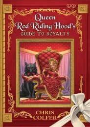 Queen Red Riding Hood s Guide to Royalty (Land of Stories) (Chris Colfer)