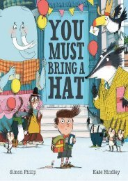 You Must Bring a Hat (Simon Philip)