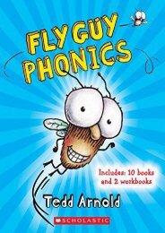 Fly Guy Phonics Boxed Set (Tedd Arnold)