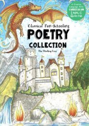 Classical Fun-Schooling Poetry Collection - Level C: For ages 10 to 17 (Classical Fun-Schooling with Thinking Tree Books) (Volume 3) (Heather Danielle Janisse)