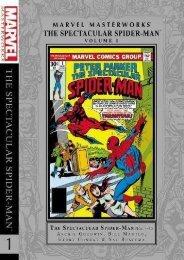 Marvel Masterworks: The Spectacular Spider-Man Vol. 1 (Archie Goodwin)