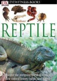 DK Eyewitness Books: Reptile (Colin McCarthy)