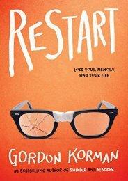Restart (Gordon Korman)