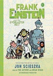 Frank Einstein and the EvoBlaster Belt (Jon Scieszka)